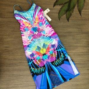New La Blanca Midi Swim Dress, Cover-up 🌴